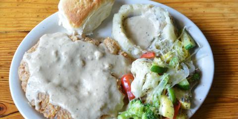 Chicken Fried Steak Special - $7.99, San Marcos, Texas