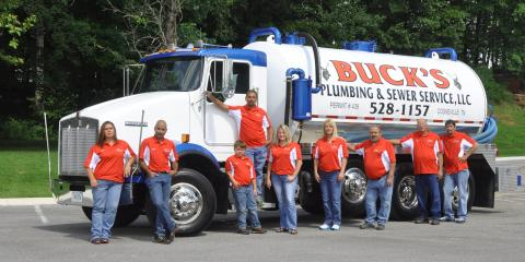 Buck's Plumbing & Sewer Service, Plumbing, Services, Cookeville, Tennessee