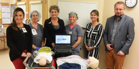 CMHS Meeting to Improve CPR., Gatesville, Texas