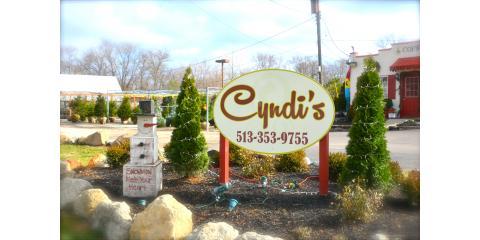 Cyndi's Garden & Coffee Shop is a Coffee House With Yummy Summer Treats, North Bend, Ohio