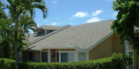 4 Valuable Roof Maintenance Tips, Honolulu, Hawaii