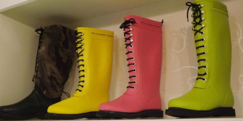 Ilse Jacobson Rubber Boot Sample Sale June 21-30th at Ame Ame, Manhattan, New York