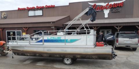 4 Reasons to Buy a Pontoon Boat, Cuba, Missouri