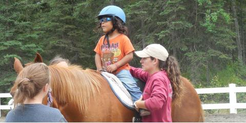 What Is Hippotherapy & How Can It Benefit Your Child?, Anchorage, Alaska