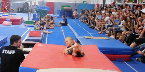 10 Things You Need To Know About Boys In Gymnastics, Spencerport, New York