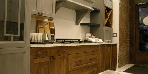 3 New Cabinet Hardware Designs from Amerock, Manhattan, New York