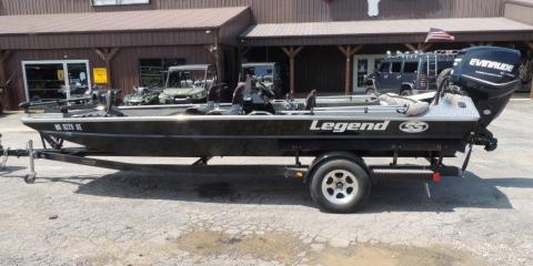 4 Fishing Boat Suggestions, Cuba, Missouri