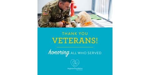 Veteran's Day Support, Highland Village, Texas