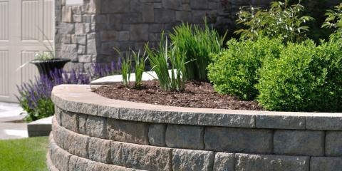 5 Benefits of Installing a Retaining Wall, DuBois, Pennsylvania