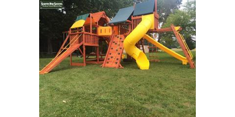 Bergfeld Recreation has been building playsets since 1961, Ballwin, Missouri