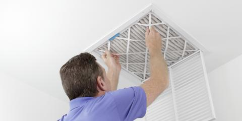3 Signs You Need an Air Duct Cleaning, Moraine, Ohio