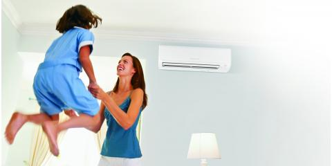 The Top 3 Benefits of a Ductless Heating & Cooling System, Swansea, Massachusetts