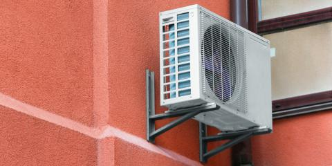 Benefits of Ductless Mini-Split AC Over Central Air Systems, Steubenville, Ohio