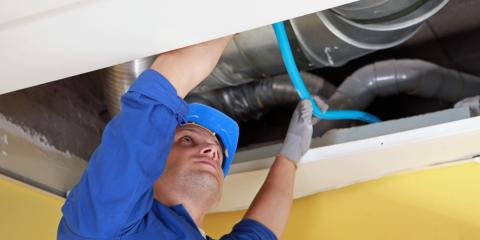 The Importance of Properly Installed Ductwork, Tomah, Wisconsin