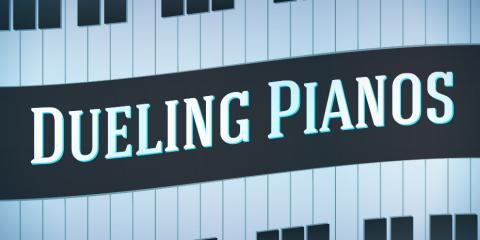 Dueling Pianos is back at The Ridges Golf Course!, Saratoga, Wisconsin