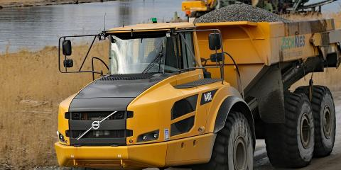 How to Choose the Right Dump Truck for the Job, Bayfield, Wisconsin