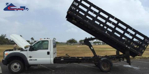 Why You Should Rent a Dump Truck for Landscaping, Honolulu, Hawaii