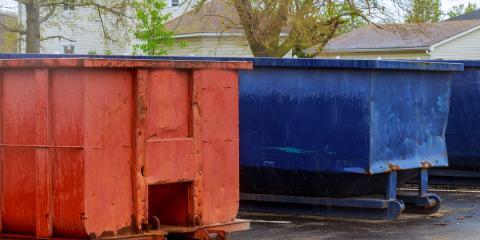 3 Tips for Renting Dumpsters, Farmington, Missouri