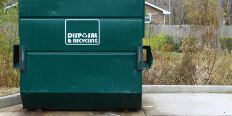 3 Ways to Keep Animals Out of Your Dumpster Rental, Batavia, Ohio