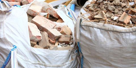 3 Disadvantages of a Dumpster Bag, Cleveland, Ohio