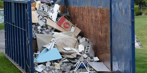 How to Know if You Need a Dumpster Rental or a Trash Removal Service, Jordan, Missouri