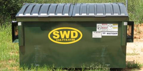 How a Dumpster Rental Will Save Your Business Time, Ozark, Alabama