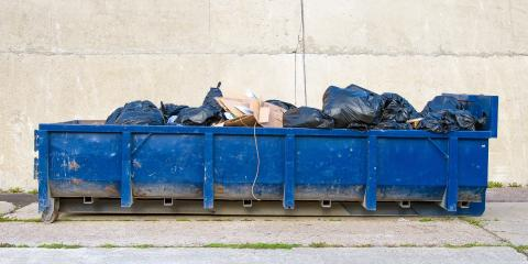 4 Reasons to Rent a Dumpster This Spring, Franklin, Connecticut
