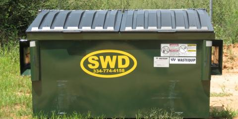 3 Tips for Safely Loading Your Rental Dumpster for Travel, Ozark, Alabama