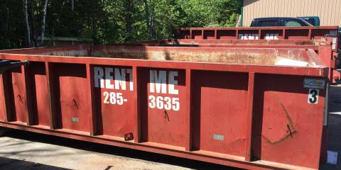 Why Dumpster Rentals Are Recommended for Home Remodeling Projects, Rainy Lake, Minnesota