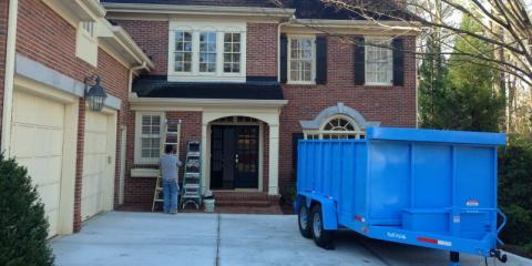 Dumpster Rental or Junk Removal? How to Decide Which Is Right for You, San Diego, California