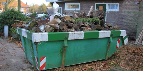 3 Compelling Reasons Why You Need a Residential Dumpster Rental, Batavia, Ohio