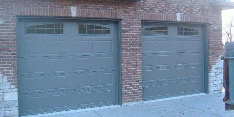 Duncan Door Service Helps Determine Whether You Need Garage Door Replacement or Repair, St. Charles, Missouri