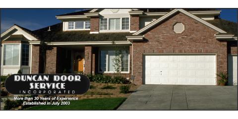 Duncan Door Service Inc., Garage & Overhead Doors, Shopping, Saint Charles, Missouri