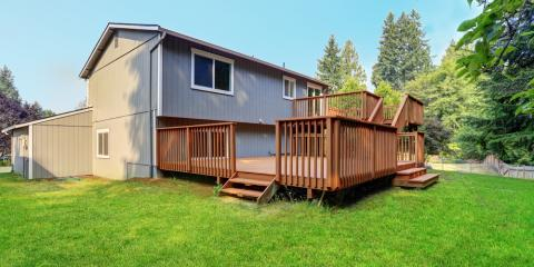4 Reasons Deck Waterproofing Is Important, Plymouth, Minnesota