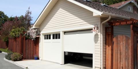 4 Reasons Why You Shouldn't Put Off Garage Door Repairs, Wentzville, Missouri