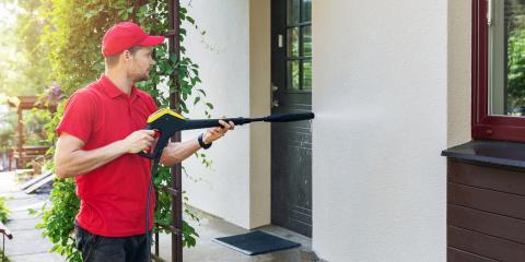 4 Reasons to Pressure Wash Your House, Durham, North Carolina