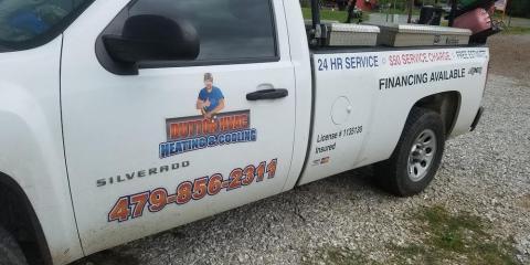 Dutton HVAC, Heating & Air, Services, West Fork, Arkansas