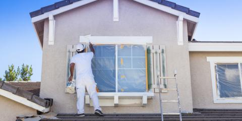 How to Choose Your Home's New Exterior Paint Color, Duvall, Washington