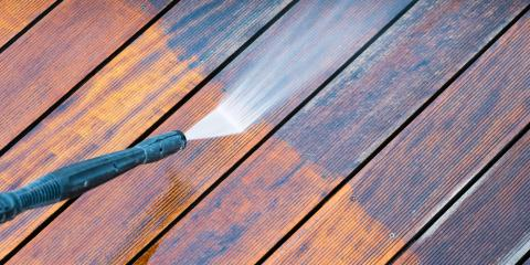 Painting Contractor Reveals 5 Items You Should Power Wash, Duvall, Washington