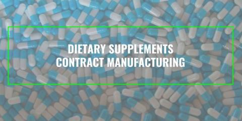 Dynamic Nutraceuticals, Manufacturing, Services, Statesville, North Carolina