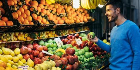 5 Foods to Incorporate Into Your Eye Care Nutrition Plan, West Chester, Ohio
