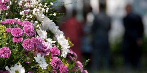 4 Questions About Funeral Flower Etiquette, Harpers Ferry, West Virginia