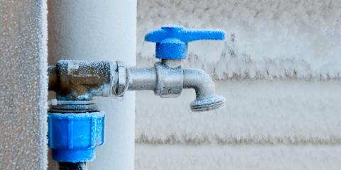 3 Tips for Preventing Frozen Pipes, South St. Paul, Minnesota