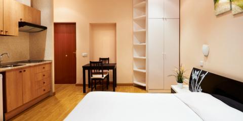 How Can You Maximize Space in a Studio Apartment?, Statesboro, Georgia