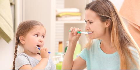 4 Tips for Teaching Children to Brush Their Teeth, Anchorage, Alaska