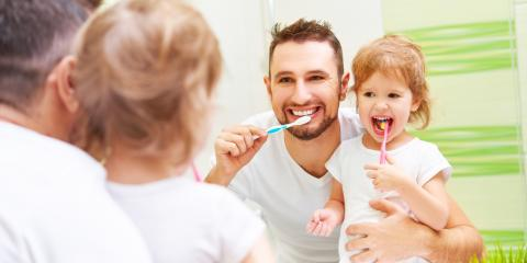 How to Help Children Create Dental Habits, Anchorage, Alaska