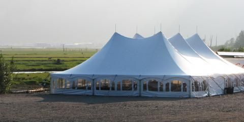 3 Professional Tent Rental Tips for Accommodating a Large Guest List , Anchorage, Alaska