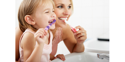 Dental Care 101: Tooth Brushing Basics, Anchorage, Alaska