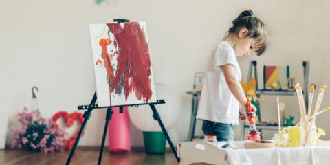Why Arts & Crafts Are Beneficial to Early Childhood Education, Creve Coeur, Missouri