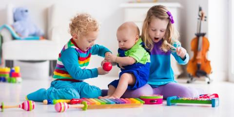 3 Reasons Music Is Crucial to Early Childhood Education, Henrietta, New York